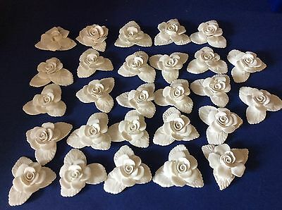 190 china roses for ceramic painting/ craft work / jewellery