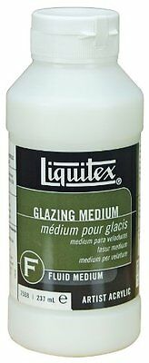 Liquitex Professional Glazing Fluid Medium, 237 ml