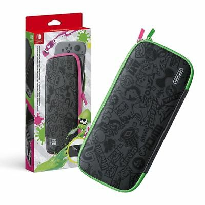 Nintendo Switch Accessory Set Splatoon 2 Edition (Carry Case + Screen Protector)