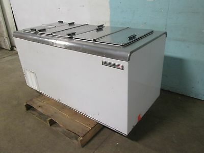 """""""kelvinator 10Df-6"""" Hd Commercial (Nsf) 6 Tubs Ice Cream Dipping Freezer Cabinet"""