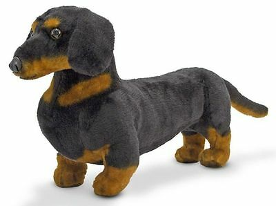 Dachshund 22 Inch - Dog & Puppy Stuffed Animal by Melissa & Doug (4854)