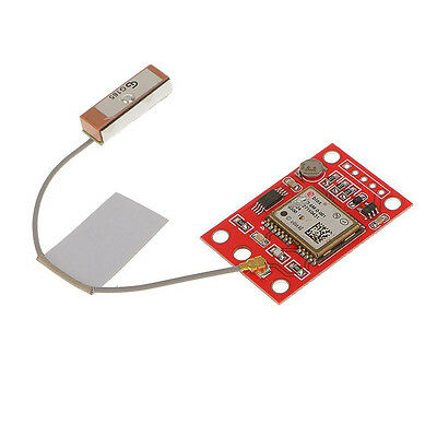 New GYNEO6MV2 GPS Module NEO-6M GY-NEO6MV2 Board with Antenna for Arduino AU
