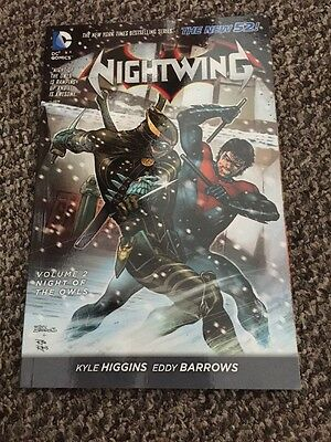 Nightwing: Volume 2: Night of the Owls by Kyle Higgins (Paperback, 2013)