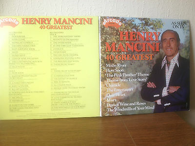 Henry Mancini   40 Greatest Hits