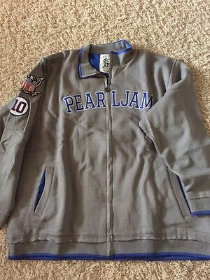 Pearl Jam Stadium Tour Crash Jacket 3XL Wrigley Field Chicago Limited Handmade