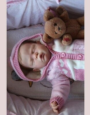 Reborn Baby Doll * Evelyn by Cassie Brace * Limited Ed 364/800