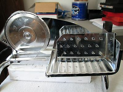 Mint--Rival Stainless Steel Elect. Food/beef Slicer- Clean & Tested- Rare