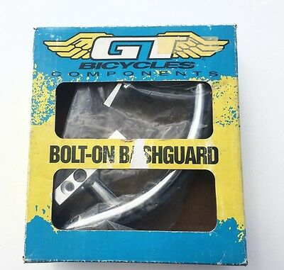NOS GT BMX Bash Guard Assembly, Old School BMX GT Pro Tour, DYNO
