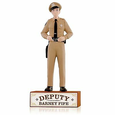 2015 Hallmark Keepsake Ornament ~ Deputy Barney Fife The Andy Griffith Show~ NIB
