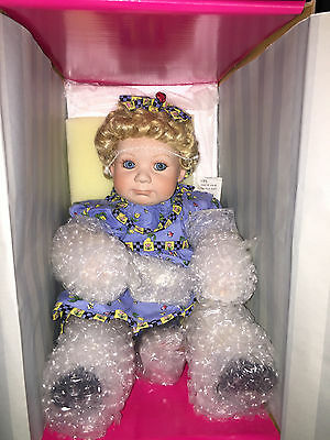 "Marie Osmond doll ""No No Nanette"" 2003 Toddler Collection"