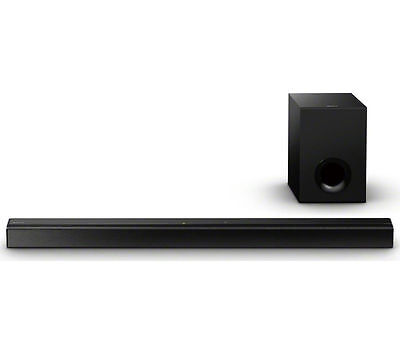 SONY HT-CT80 2.1 Sound Bar Black 80 W with Subwoofer Bluetooth & NFC / NEW