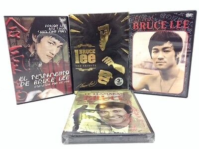 Coleccionismo Dvd Bruce Lee The Tribute 2106354