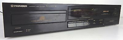 pioneer pd-4300 cd player, lettore cd, hi fi vintage