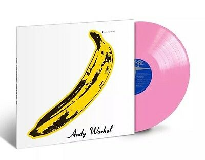 The Velvet Underground And Nico, Limited Pink Vinyl 50th Anniversary Sold Out