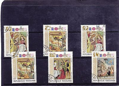 Stamps of Togo