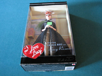 """BARBIE I LOVE LUCY """"L.A. at Last"""" Collector Edition Episode 114  2002 NIB"""