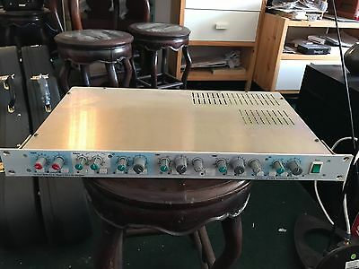 Amek 9098 Channel Strip Preamp + EQ designed by Rupert Neve! Great Condition ..
