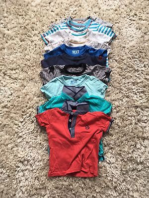 Boys T Shirt Bundle 12-18 Months