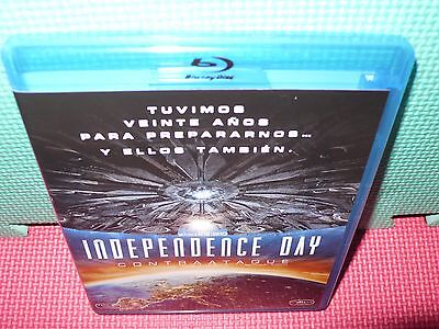 independence day contraataque - blu-ray