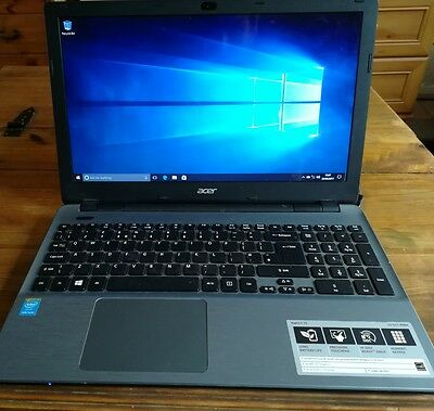 Acer Aspire laptop, Win 10 Pro, 1tb SSHD 8gb