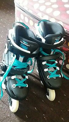 Tempish Ice Pro professional roller blades size 38-39