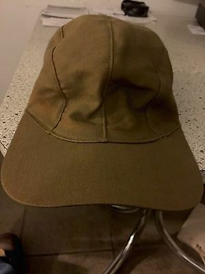 Ww11 B1 Summer Flt.cap.amazing Condition Near Mint & Great Large Size 73/8-71/2!