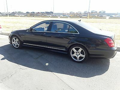 2008 Mercedes-Benz S-Class AMG appearance package 2008 Mercedes S550 AMG 2010 UPDATE