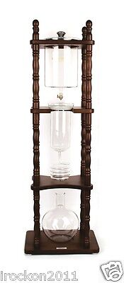 Glass Dutch Coffee Maker,Ice/Cold Coffee Brewer/Dripper = $521.25 = 25% off