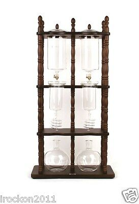 Glass Dutch Coffee Maker,Ice/Cold Coffee Brewer/Dripper = $562.50 = 25% off