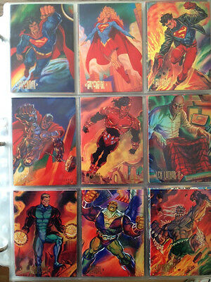 Art Trading Cards - 3 Sets - DC Masterseries, The Punisher, WildStorm Gallery