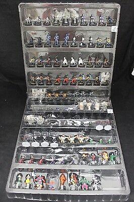 HEROCLIX Marvel Critical Mass FACTORY SET REV All Uniques Very HTF Complete Set