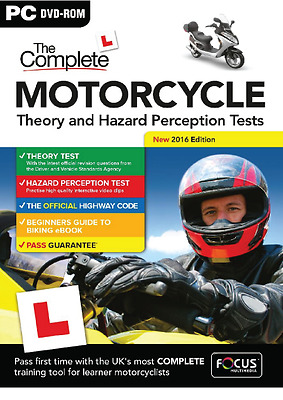 The Complete Motorcycle Test