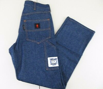 NWT RPS CRUDE FR flame resistant JEANS work Men's Size 34X32