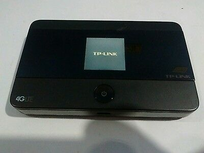 TP-LINK M7350 Router 4G LTE-WiFi Dual mobile mifi simfree