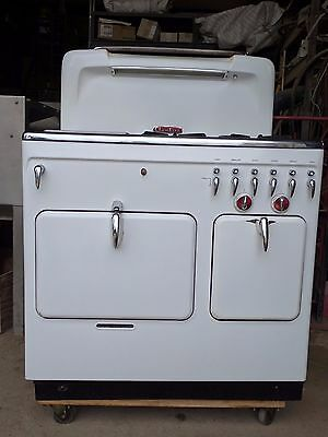 Vintage STOVE by Chambers Style 90C Gas Original RARE Great Condition WORKING