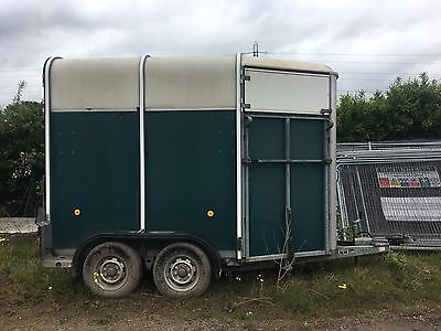Ifor Williams Trailer HB505r