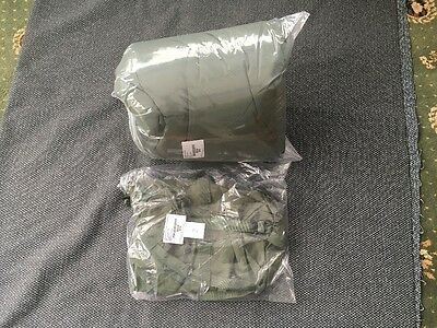 NEW LATEST ISSUE Light Weight  British Army Sleeping Bag & compression sack