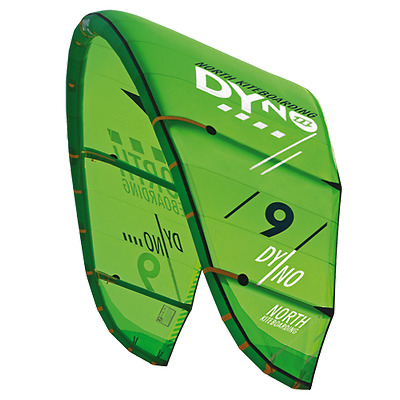 2015 New North Dyno 10M Kite w/ Bag Kiteboarding Kite
