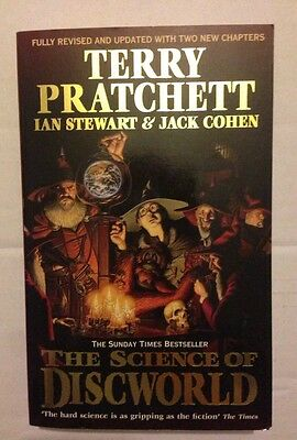 The Science of Discworld by Jack S. Cohen, Ian Stewart, Terry Pratchett (Paperb…