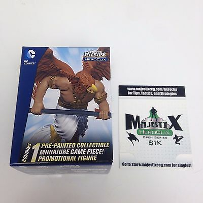Heroclix 2016 Convention Exclusive Hawkman (Kingdom Come) #DP16-001 LE w/card!