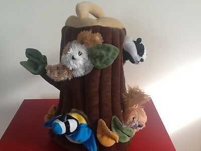 The Puppet Company Treehouse and Puppets X 4