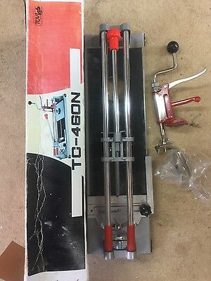 professional tile cutter in excellent condition