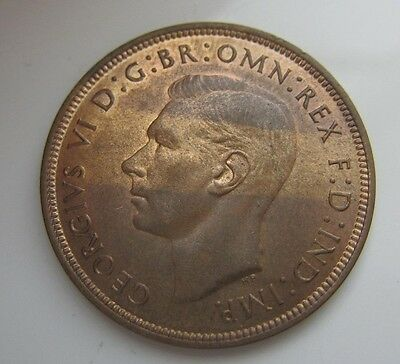 George Penny 1938 Unc