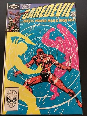 Daredevil  #178 Vol 1 1982 Marvel Comics Bronze Age