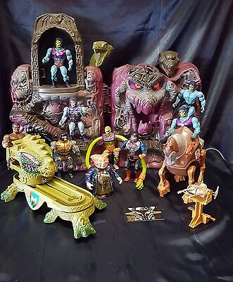 Masters of the Universe Skeletor He Man Lotto