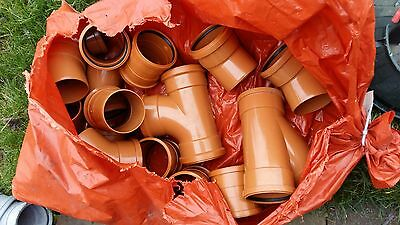 Osma Pipe Fittings - various drainage items