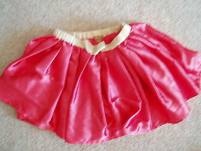 I Love Gorgeous Girls Pink Lined Skirt Age 6-7