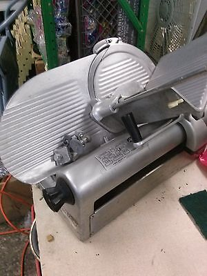 Hobart Meat Slicer 1612 Great Clean 12 In. Slicer Looks And Runs Great Nice Deal