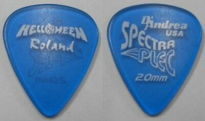 Helloween Plektrum, Roland Grapow