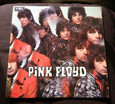 The Piper At The Gates Of Dawn. 1967. **Mono*1st Press. Pink  Floyd, **Stunning*